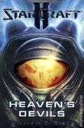 StarCraft Heaven's Devils HC (2010 A Gallery Books Novel) 1-1ST
