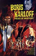 Boris Karloff Tales of Mystery Archives HC (2009-2011 Dark Horse) 4-1ST