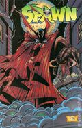 Spawn Action Figure Comic Spawn Alley Playset (1994) 1SGIF