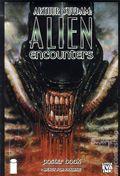 Arthur Suydam Alien Encounters Portfolio (2004) SET-01B