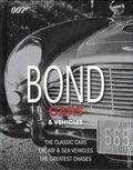 007 Bond Cars and Vehicles HC (2010 DK Publishing) 1-1ST