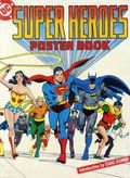 DC Super Heroes Poster Book SC (1978) 1-1ST