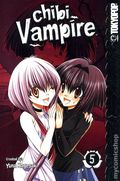 Chibi Vampire GN (2006-2009 Tokyopop Digest) 5-1ST