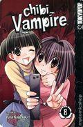 Chibi Vampire GN (2006-2009 Tokyopop Digest) 8-1ST