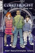 Earthlight GN (2006-2007 Tokyopop Digest) 1-1ST