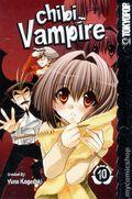 Chibi Vampire GN (2006-2009 Tokyopop Digest) 10-1ST