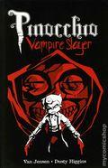 Pinocchio Vampire Slayer GN (2009-2012 SLG) 1-REP