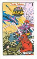 MASK (1985) Mini Comics 1