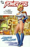 Power Girl Aliens and Apes TPB (2010 DC) 1-1ST
