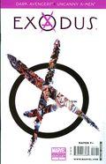 Dark Avengers Uncanny X-Men Exodus (2009) 1C