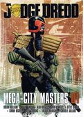 Judge Dredd Mega-City Masters TPB (2010-2011 Simon & Schuster) 1-1ST