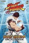 Street Fighter World Warrior Encyclopedia SC (2010 Udon) 1-1ST