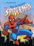 Meet the Amazing Spider-Man HC (1996 Big Golden Book) 1-1ST