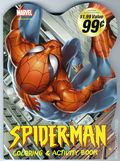 Spider-Man Coloring and Activity Book SC (2002 Paradise) 1-REP