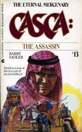 Casca The Eternal Mercenary PB (1979-2010 Novel) 13-1ST