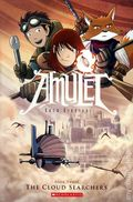 Amulet GN (2008- Scholastic Press) 3-1ST