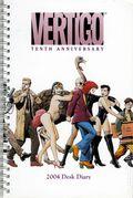 Vertigo 10th Anniversary Desk Diary SC (2004) YR-2004