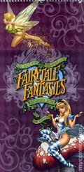 Fairy Tale Fantasies 2011 Calendar (2010 J. Scott Campbell) YR-2011