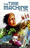 Time Machine GN (2010 Campfire) H.G. Wells 1-1ST