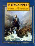 Kidnapped HC (1982 Scribner's Illustrated Novel) 1-1ST