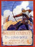 White Company HC (1988 Illustrated Novel) 1-1ST