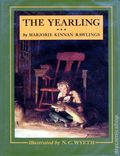 Yearling HC (1985 Scribner's Illustrated Novel) 1-1ST