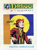 Drago TPB (1985 Pacific Comics Club) 1-1ST