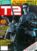 Terminator 2 Judgment Day Official Movie Magazine (1991) 0