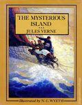 Mysterious Island HC (1988 Scribner's Illustrated Novel) 1-1ST