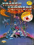 Transformers Collectors Sticker Album (1986) 0