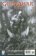 God of War (2010 DC/Wildstorm) 1B