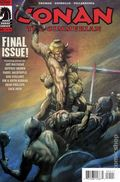 Conan the Cimmerian (2008 Dark Horse) 25A