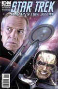 Star Trek Captain's Log Jellico (2010 IDW) 0A