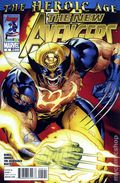 New Avengers (2010 2nd Series) 5A