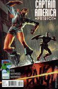 Captain America Patriot (2010) 3