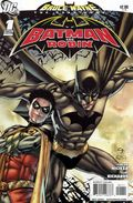 Bruce Wayne The Road Home Batman and Robin (2010 DC) 1