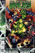 Incredible Hulks (2010 Marvel) 614A