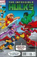 Incredible Hulks (2010 Marvel) 612B