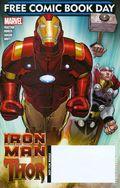 Iron Man Thor (2010 FCBD) 0