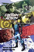 Captain Action Season Two (2010 Moonstone) 3A