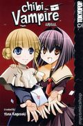 Chibi Vampire Airmail GN (2010 Tokyopop Digest) 1-1ST