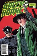 Green Hornet (2010 Dynamite Entertainment) Annual 1B