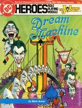 DC Heroes Role-Playing Module The Joker Dream Machine SC (1986 Mayfair) 1-1ST
