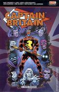 Captain Britain TPB (2007-2011 Marvel UK) 2-1ST