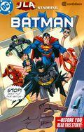 JLA Starring Batman (2002) Con Edison Giveaway 0