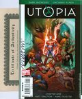 Dark Avengers Uncanny X-Men Utopia (2009) 1A.DF.SIGNED