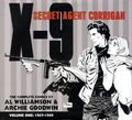 X-9 Secret Agent Corrigan HC (2010 IDW) 1-1ST