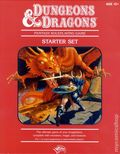 Dungeons and Dragons Starter Set (2010 Wizards of the Coast) Fantasy Role-Playing Game SET#1