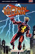 Captain Britain TPB (2007-2011 Marvel UK) 1-1ST