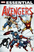 Essential Avengers TPB (2005- Marvel) 2nd Edition 3-1ST